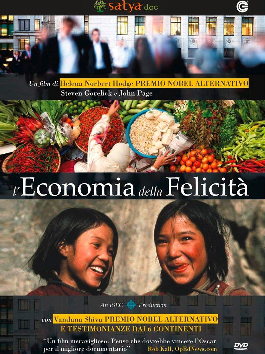 """Film documentario """"L'economia della felicità"""""""