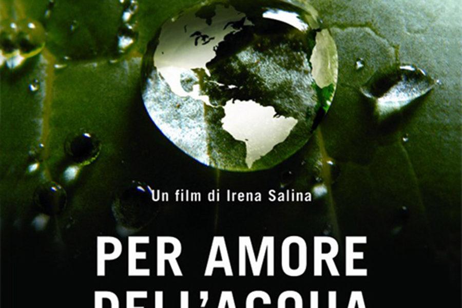 """Film documentario """"Per amore dell'acqua"""""""