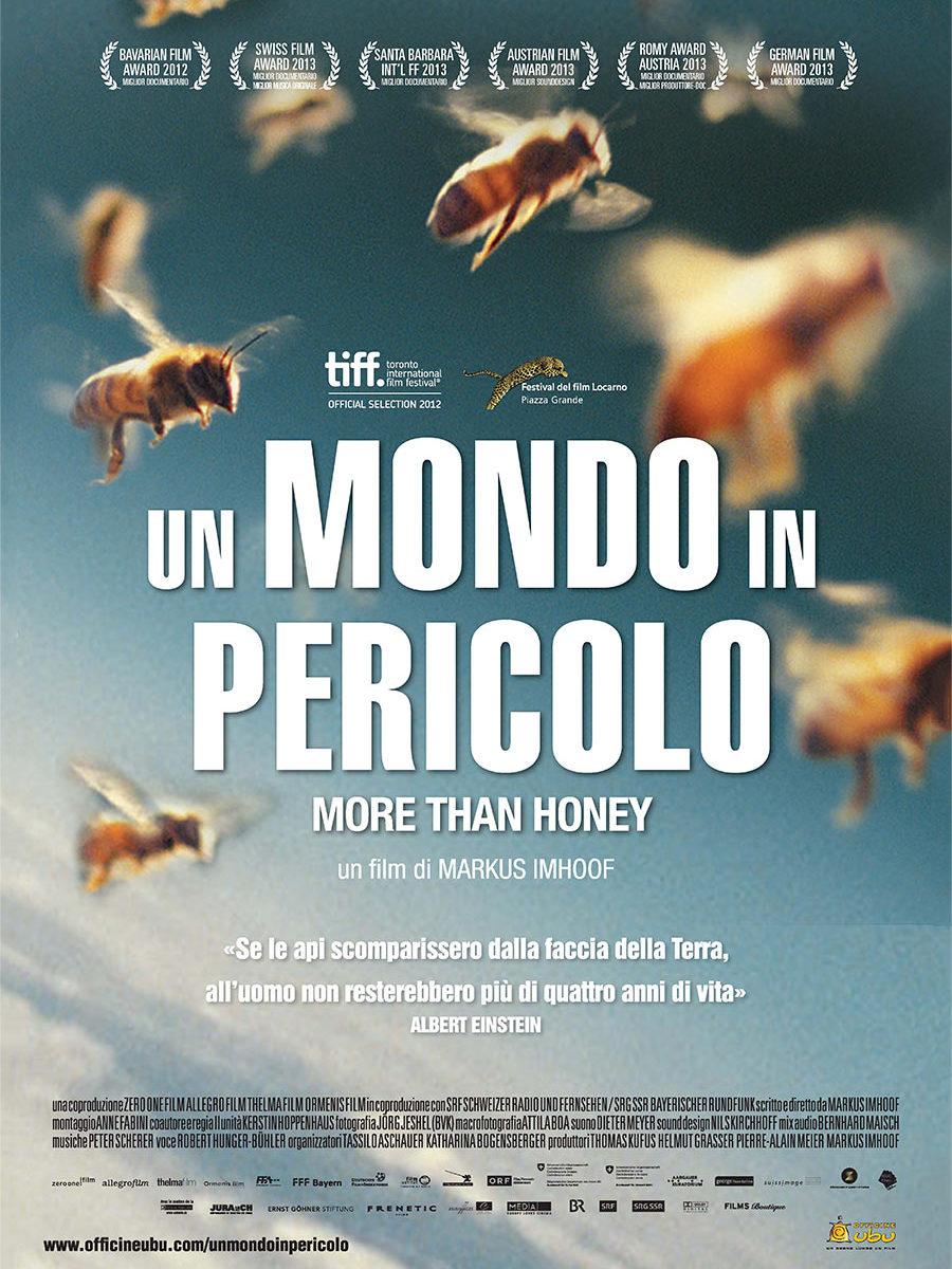 """Film documentario """"Un mondo in pericolo"""""""