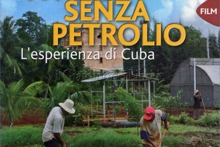 """Film documentario """"Vivere senza petrolio"""""""