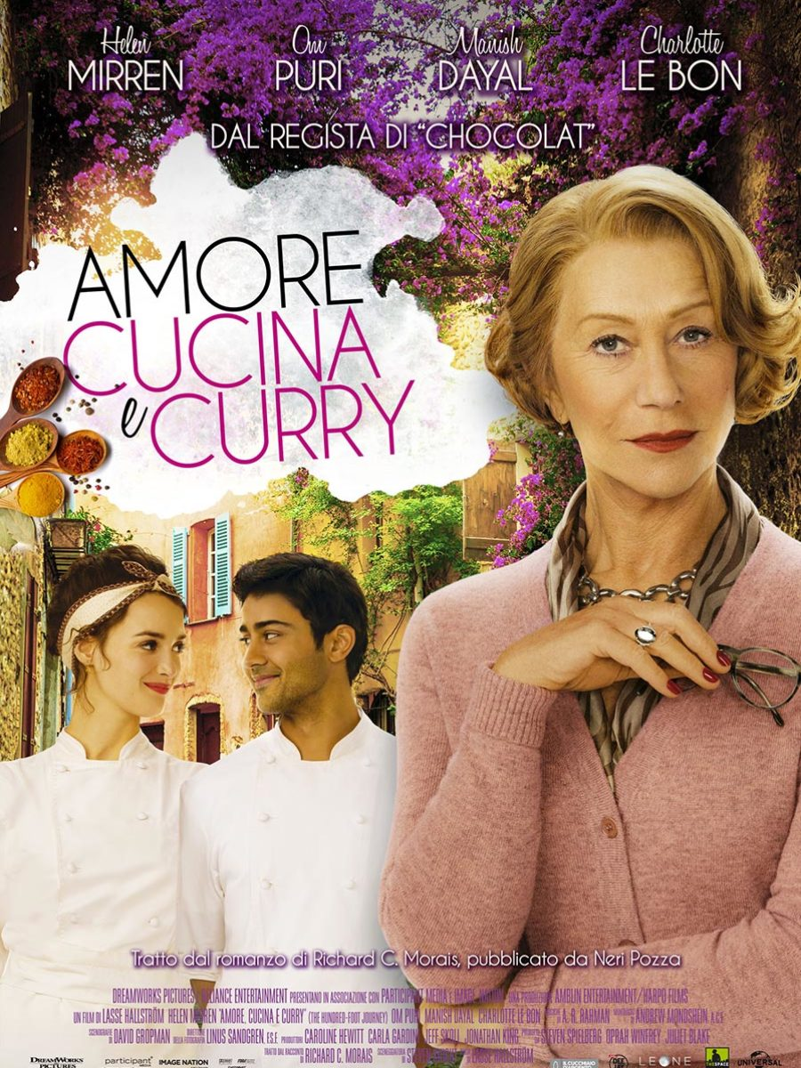 "Film ""Amore, Cucina e…. Curry"""