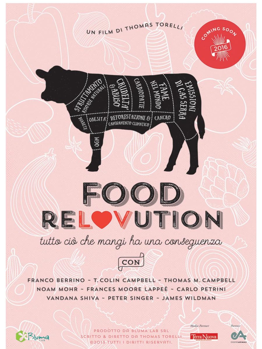 "Film documentario ""Food RelOVution"""