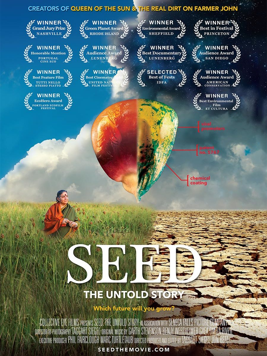 "Film documentario ""Seed – The Untold Story"""