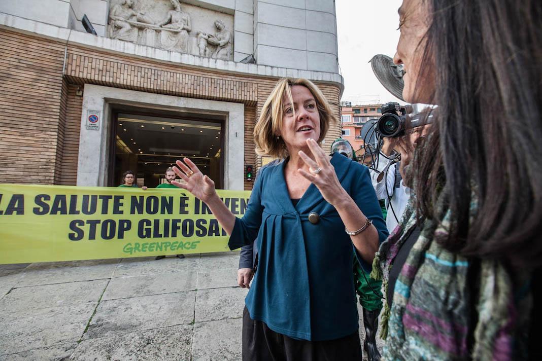 """Good News: Glifosato – il Ministero della Salute conferma a Greenpeace che l'Italia voterà """"no"""" al rinnovo"""